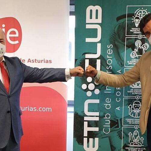 AJE Asturias y Netin Club firman un convenio de colaboración