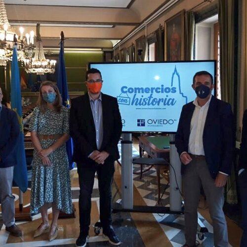 Oviedo pone en marcha el programa 'Comercios con historia'