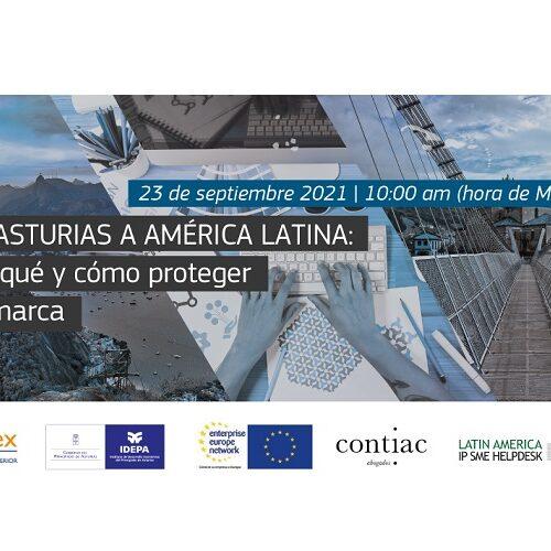 Asturex organiza una jornada sobre protección de marcas en Latinoamérica