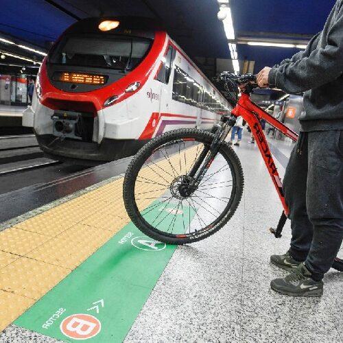 Renfe se vuelca en la interconexión 'Tren+Bici' para mejorar la movilidad urbana