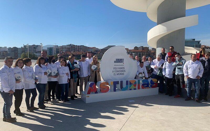 32 profesionales de la restauración son nombrados embajadores de la gastronomía  asturiana